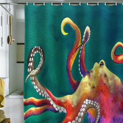 Buy low price deny designs clara nilles mardi gras octopus for Deny designs free shipping code