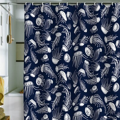 Buy low price deny designs jennifer denty jellyfish shower for Deny designs free shipping code
