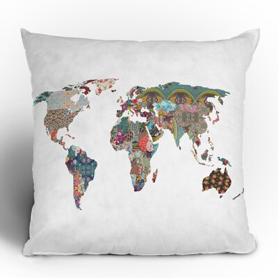 Bianca Green Louis Armstrong Told Us So Throw Pillow Size: 20 x 20