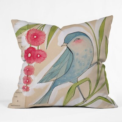 Cori Dantini Mister Indoor Throw Pillow Size: Large