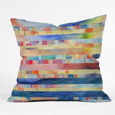 Jacqueline Maldonado Amalgama Throw Pillow Size: 16 x 16