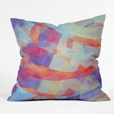 Jacqueline Maldonado New Light Throw Pillow Size: 18 x 18