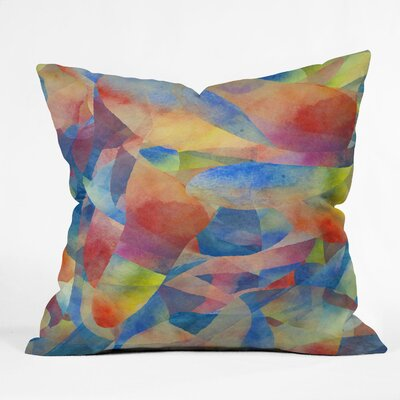 Jacqueline Maldonado This Is What Your Missing Throw Pillow Size: 18 x 18