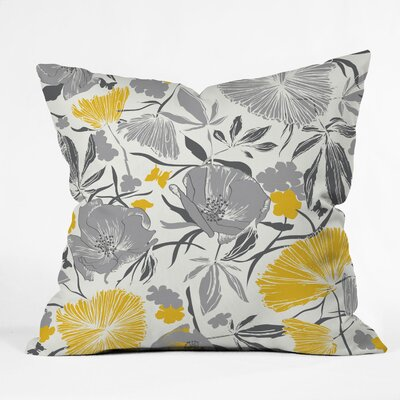 Khristian A Howell Bryant Park 3 Indoor/Outdoor Throw Pillow Size: 20