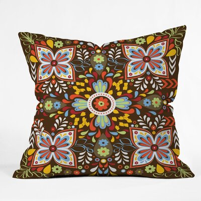 Brousseau Throw Pillow Size: 18 x 18