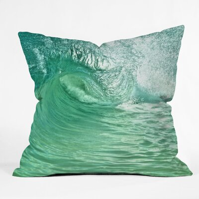 Lisa Argyropoulos within the Eye Throw Pillow Size: Extra Large