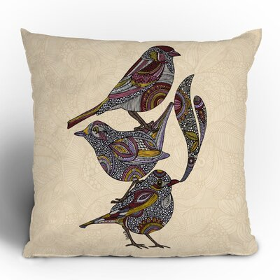 Valentina Ramos 3 Kings Throw Pillow Size: 16 x 16