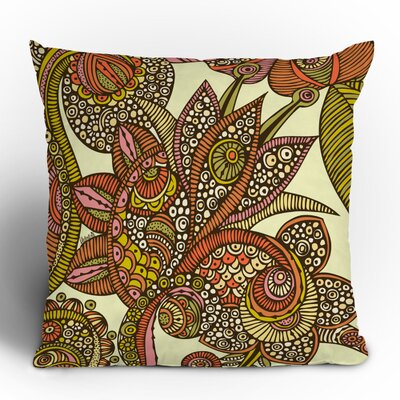 Valentina Ramos Dina Throw Pillow Size: 20 x 20