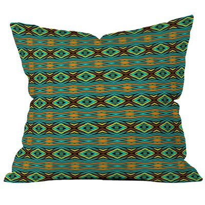 Urban Pulse Outdoor Throw Pillow Size: 20 H x 20 W x 5 D
