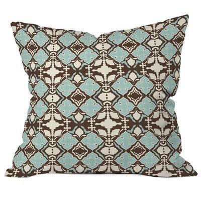 Darling Outdoor Throw Pillow Size: 26 H x 26 W x 5 D