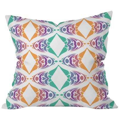 Escapade Outdoor Throw Pillow Size: 18 H x 18 W x 5 D