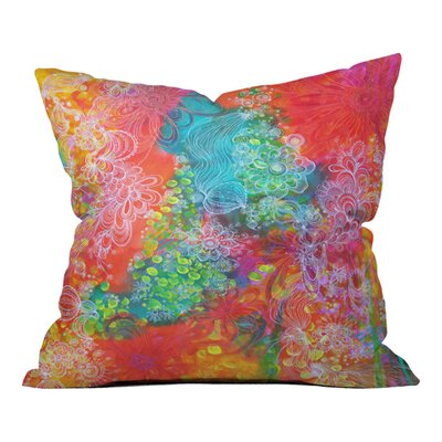 Stephanie Corfee Dappled Light Outdoor Throw Pillow