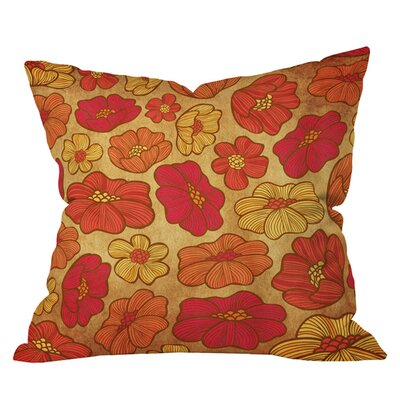 Arcturus Embers Outdoor Throw Pillow Size: 20 H x 20 W