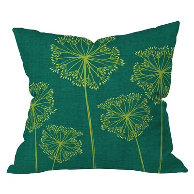 Caroline Okun Hemlock Outdoor Throw Pillow Size: 16 H x 16 W
