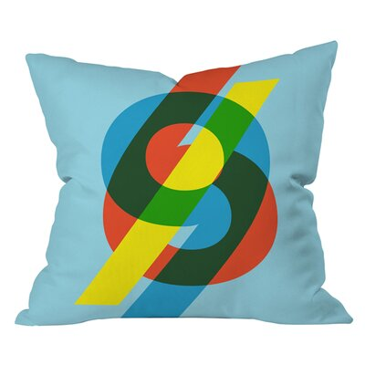 Budi Kwan 69 Outdoor Throw Pillow Size: 18 H x 18 W