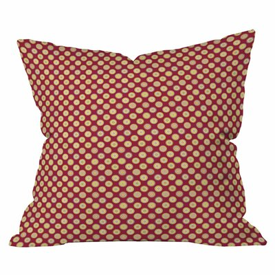 Sabine Reinhart Sameena Outdoor Throw Pillow Size: 18 H x 18 W