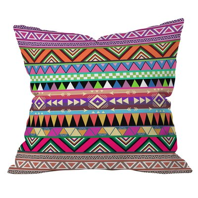 Bianca Overdose1 Outdoor Throw Pillow