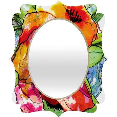 CayenaBlanca Big 2 Quatrefoil Mirror 15455-mirqsm