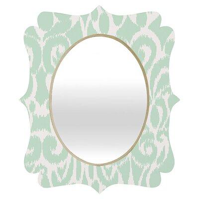 Brousseau Quatrefoil Accent Mirror 24A5D8DAC89C4EEC984E933A4C89D474