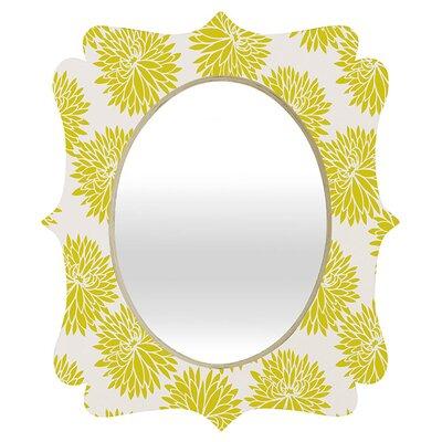 Brousseau High Society Quatrefoil Accent Mirror A8DF933E77114E5DA66D41B289902214