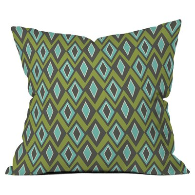 Heather Dutton Diamant Outdoor Throw Pillow