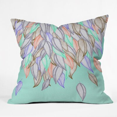 Jacqueline Maldonado A Different Nature 1 Throw Pillow Size: Small