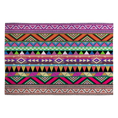 Bianca Green Overdose Area Rug Rug Size: 2 x 3