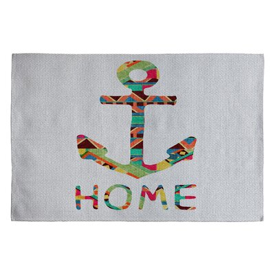 Bianca Green You Make Me Home Novelty Rug Rug Size: 2 x 3
