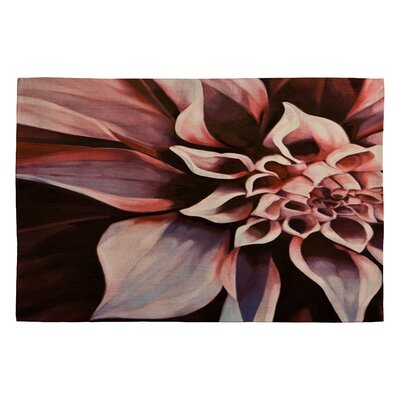 John Turner Jr Flower Novelty Rug Rug Size: 2 x 3