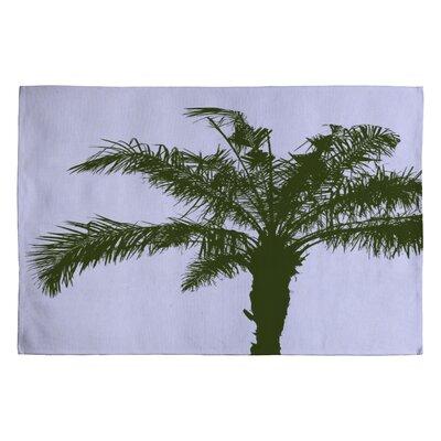 Deb Haugen Olive Palm Novelty Rug Rug Size: 2' x 3'