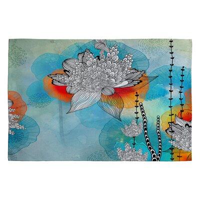 Iveta Abolina Coral Rug Rug Size: 2' x 3'