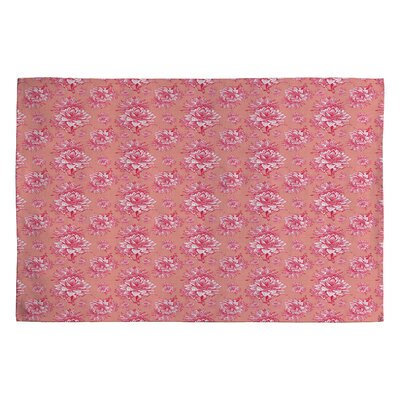 Artichoktica Rosa Rug Rug Size: 2 x 3