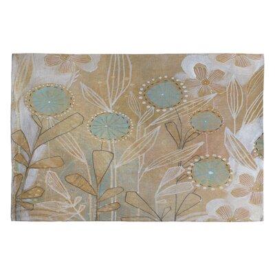 Cori Dantini Floral Rug Rug Size: 2 x 3