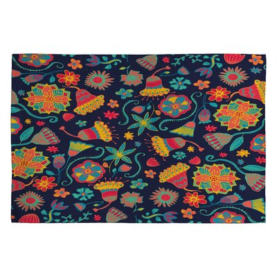Arcturus Bloom Area Rug Rug Size: 2' x 3'