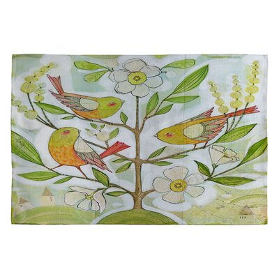 Cori Dantini Community Tree Novelty Rug Rug Size: 2' x 3'