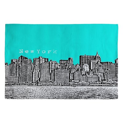 Bird Ave New York Novelty Rug Rug Size: 2 x 3