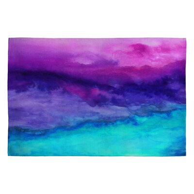 Jacqueline Maldonado The Sound Area Rug Rug Size: 2 x 3