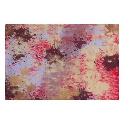 Amy Smith Sweet Grunge Area Rug Rug Size: 2' x 3'