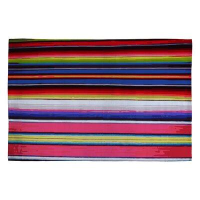 Deb Haugen Surf Serape Rug Rug Size: 2 x 3