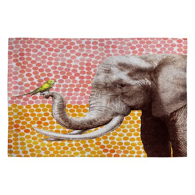 Garima Dhawan New Friends 2 Novelty Rug Rug Size: 2 x 3