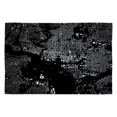 Cityfabric Inc DC Novelty Rug Rug Size: 2 x 3
