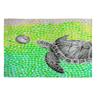 Garima Dhawan New Friends 1 Novelty Rug Rug Size: 2 x 3