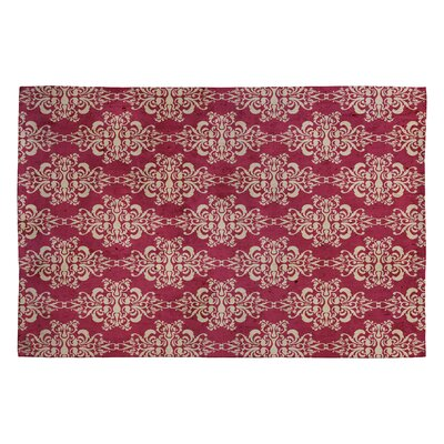 Arcturus Damask Area Rug Rug Size: 2 x 3