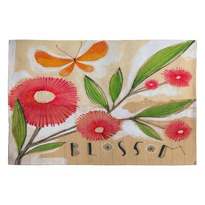 Cori Dantini Blossom 1 Novelty Rug Rug Size: 2 x 3