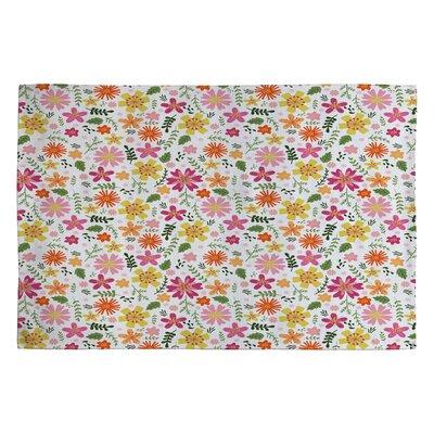 Jennifer Denty Genevieve Florals Rug Rug Size: 2 x 3