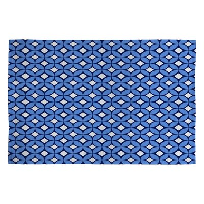 Blueberry Rug Rug Size: 2 x 3