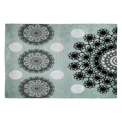 Irena Orlov Art Deco Pattern 1 Rug Rug Size: 2 x 3