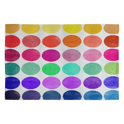 Garima Dhawan Colorplay 6 Kids Rug Rug Size: 2 x 3