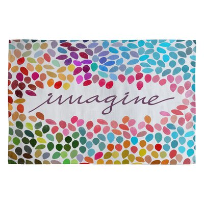 Garima Dhawan Imagine 1 Novelty Rug Rug Size: 2 x 3
