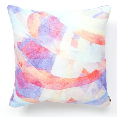Jacqueline Maldonado New Light Throw Pillow Size: 16 x 16